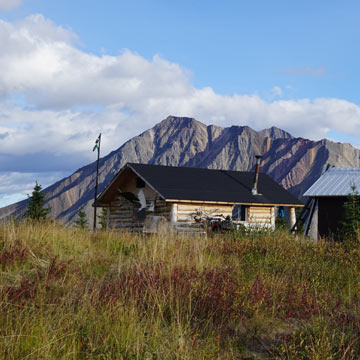 Cabin Rental - Nahanni Heli Hiking, Biking & Camping Adventures | Northwest Territories, Canada North